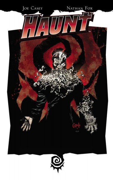 Haunt 4 Comic Action 2012 Variant