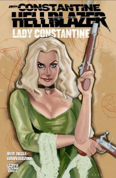 John Constantine - Hellblazer 4 - Lady Constantine