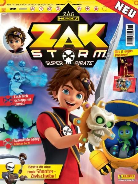 Zak Storm 02/19