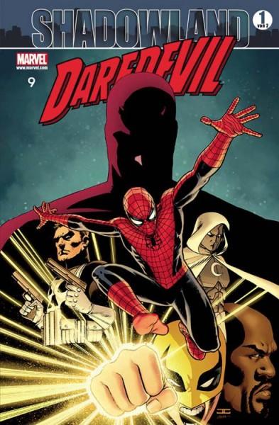 Daredevil 9 (2008): Shadowland 1