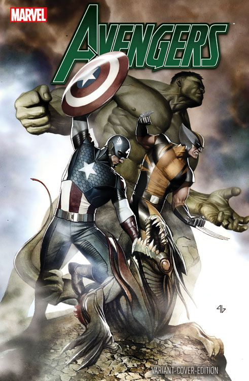 Avengers 17 (2016) Vienna Comic Con...