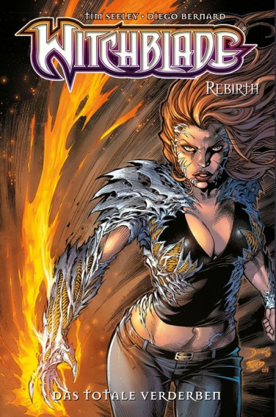 Witchblade: Rebirth 3