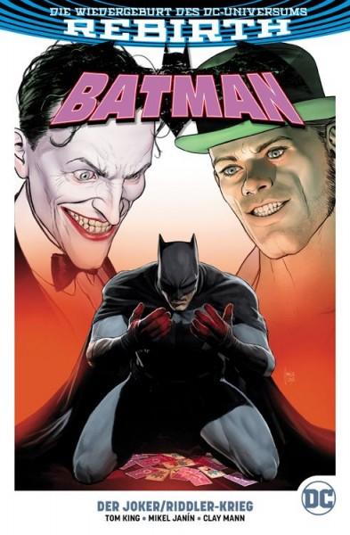 Batman Paperback 4: Der Joker/Riddler-Krieg