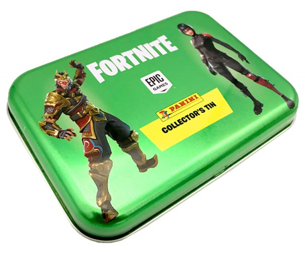 Fortnite Trading Cards - Pocket Tin Box