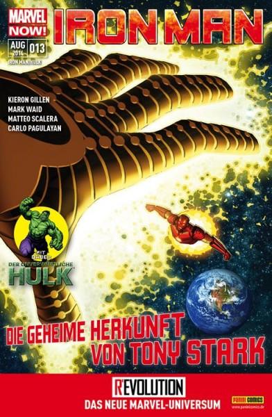 Iron Man/Hulk 13