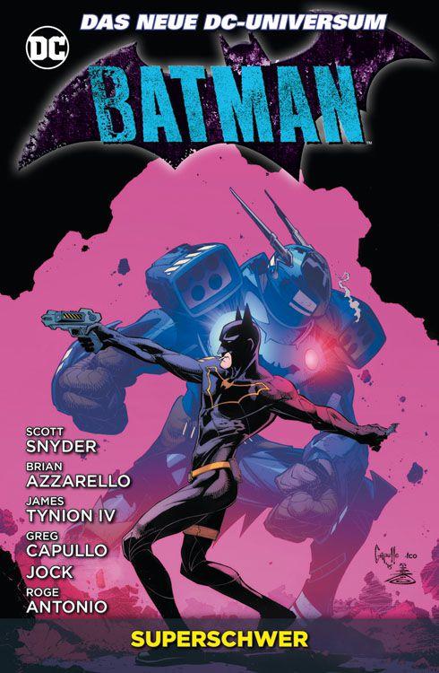 Batman 8: Superschwer
