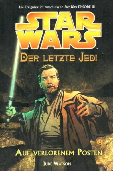 Star Wars: Der Letzte Jedi 1 - Auf verlorenem Posten