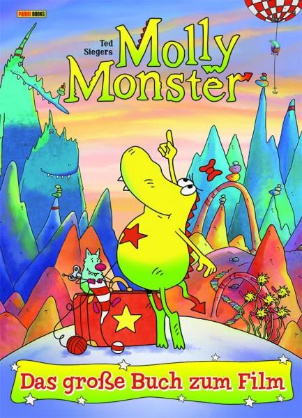 Molly Monster - Das grosse Buch zum Film