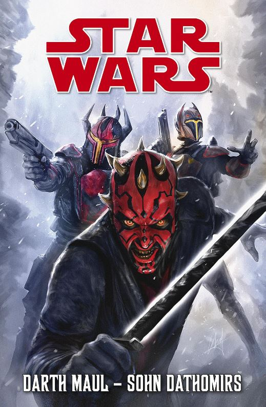 Star Wars: Darth Maul - Sohn Dathomirs