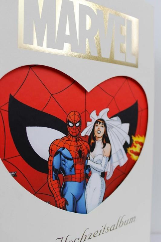 Das Marvel-Hochzeitsalbum