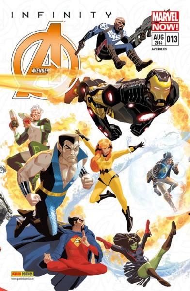 Avengers 13 (2013)