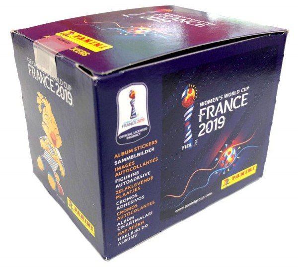 FIFA Women's World Cup 2019 - Box