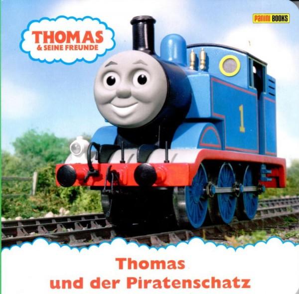 Thomas und seine Freunde - Pappbilderbuch 3 - Thomas und der Piratenschatz