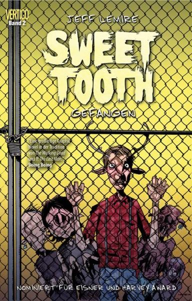 Sweet Tooth 2: Gefangen