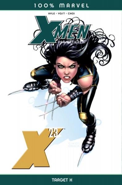 100% Marvel 32: X-23 Target X
