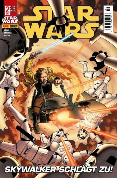 Star Wars 2: Skywalker schlägt zu! (Kiosk-Ausgabe)