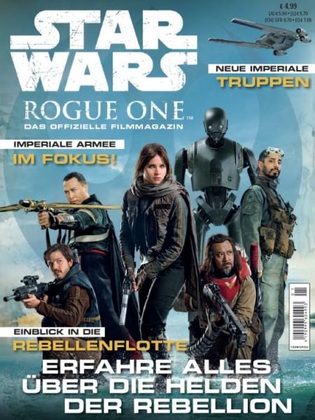 Star Wars: Rogue One - Das offizielle Filmmagazin