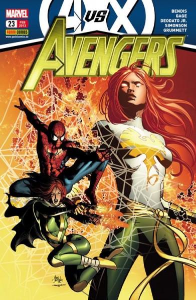 Avengers 23 (2011)