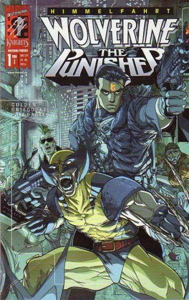 Wolverine the Punisher 1
