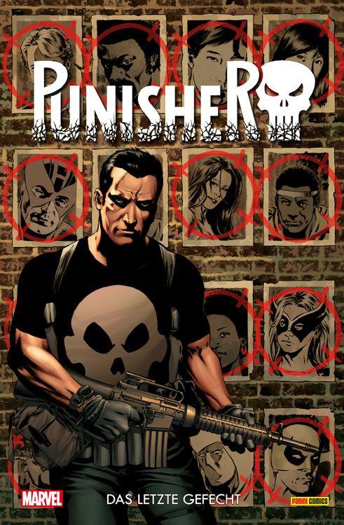 Punisher 5: Das letzte Gefecht Comic...