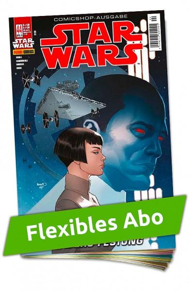 Flexibles Abo - Star Wars Heftserie (Comicshop-Ausgabe)