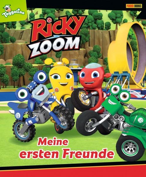 Ricky Zoom - Meine ersten Freunde Cover