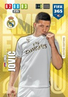 Panini FIFA 365 Adrenalyn XL 2020 Kollektion – LE-Card Luca Jović