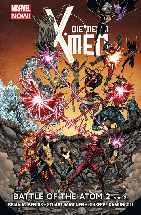 Marvel Now!: Die neuen X-Men 5