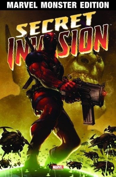 Marvel Monster Edition 33 - Secret Invasion 4