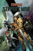 Conan: Der Schlangenkrieg Cover