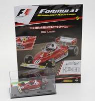 Formula 1 Rennwagen-Kollektion 2 - Niki Lauda (Ferrari 312 T2)
