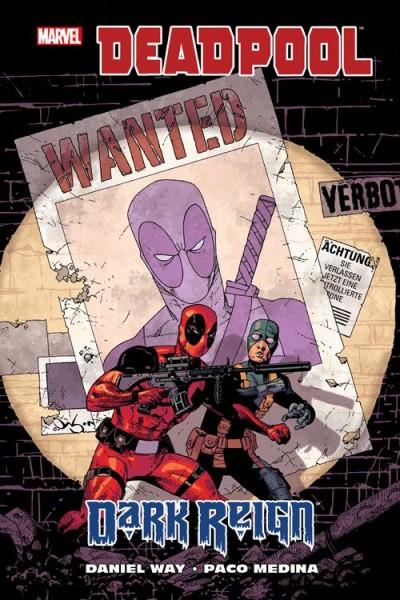 Deadpool: Dark Reign Hardcover