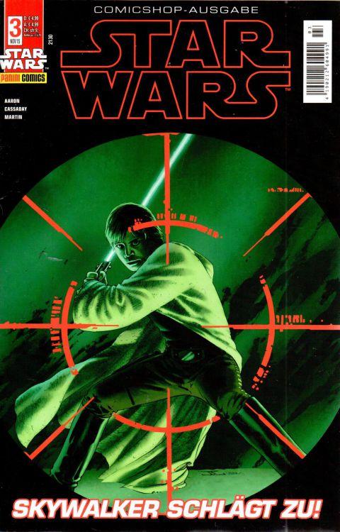Star Wars 3: Skywalker schlägt zu! 2...