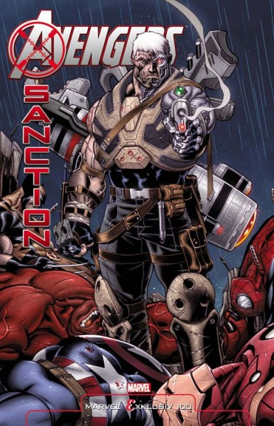 Marvel Exklusiv 100: Avengers X-Sanction