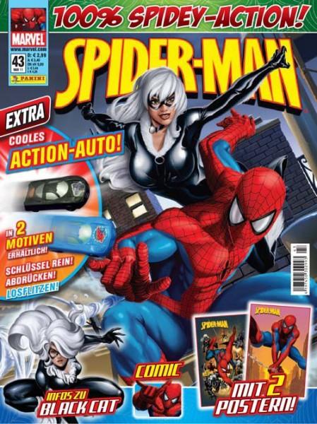 Spider-Man Magazin 43