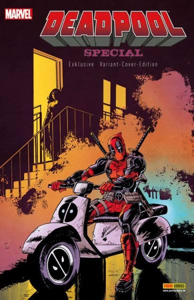 Deadpool Special 6 Variant - Comic Action 2015