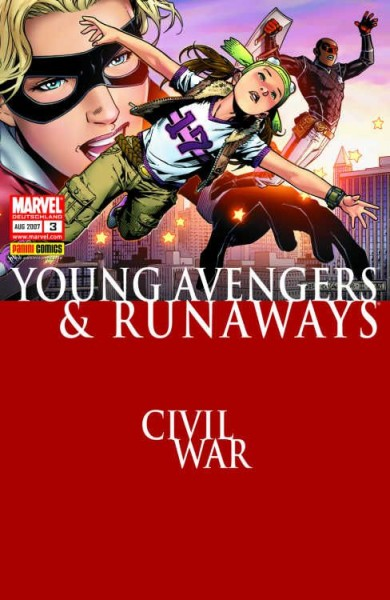 Young Avengers Sonderband 3: Young Avengers/Runaways