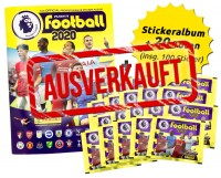 Premier League 2020 Stickerkollektion - Sammelbundle ausverkauft