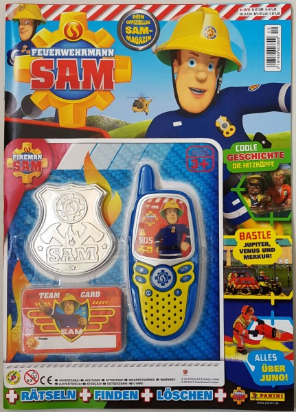 Feuerwehrmann Sam 09/18