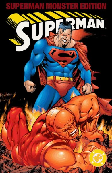 Superman - Monster Edition 4