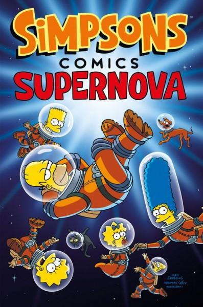 Simpsons Sonderband 22: Supernova