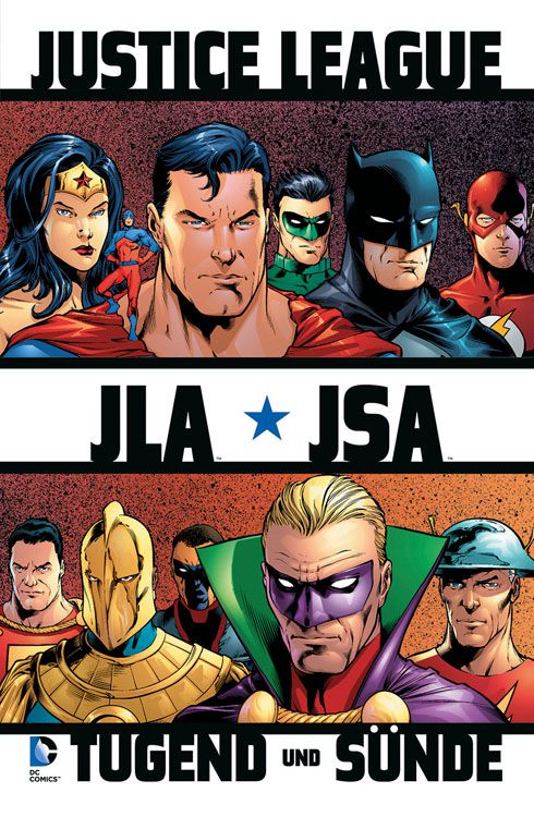 JLA/JSA: Tugend und Sünde