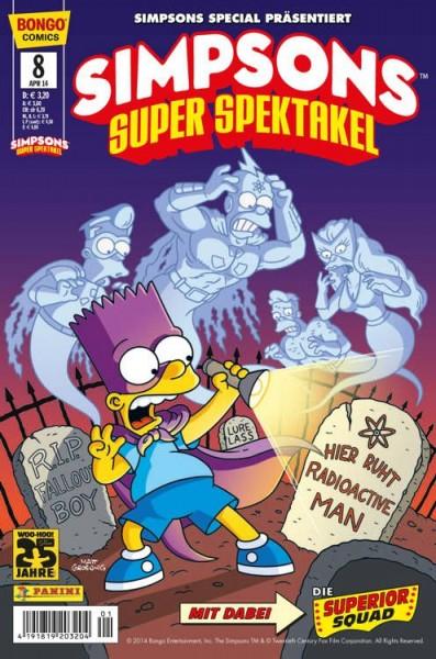 Simpsons: Super Spektakel 8