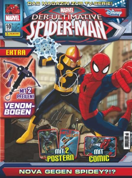 Der ultimative Spider-Man - Magazin 10