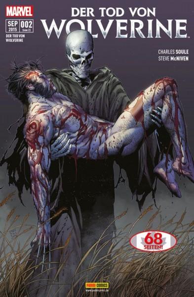 Der Tod von Wolverine 2