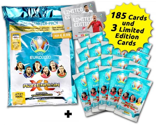 UEFA Euro 2020 Adrenalyn XL - Sammelbundle