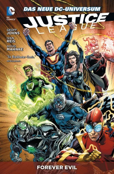 Justice League 7: Forever Evil