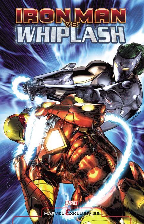 Marvel Exklusiv 85: Iron Man vs....