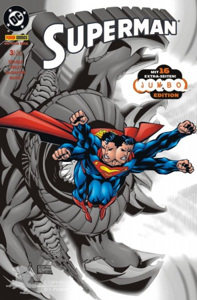Neue Superman Serie