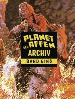 Planet der Affen Archiv 1 Cover